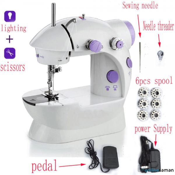 Mini sewing machine Gallery 1