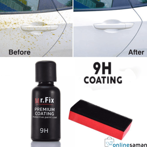 Mr fix protection wax