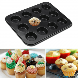 Muffin mould tray