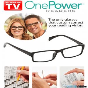 One power glass
