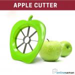Easy apple cutter