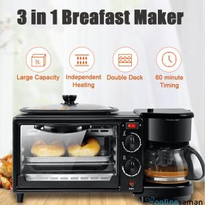 3 in 1 Breakfast oven