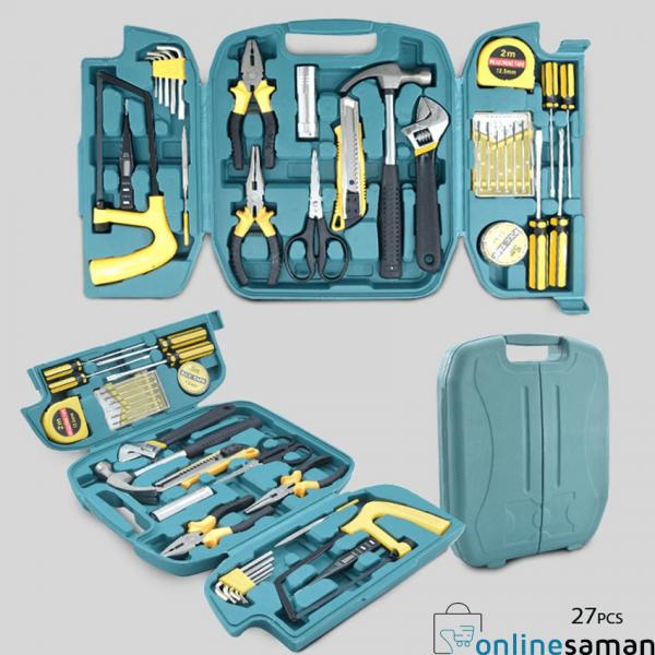 27 pcs tool kit