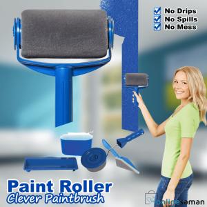Multipurpose paint roller