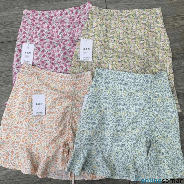 Floral Skirt Gallery 1