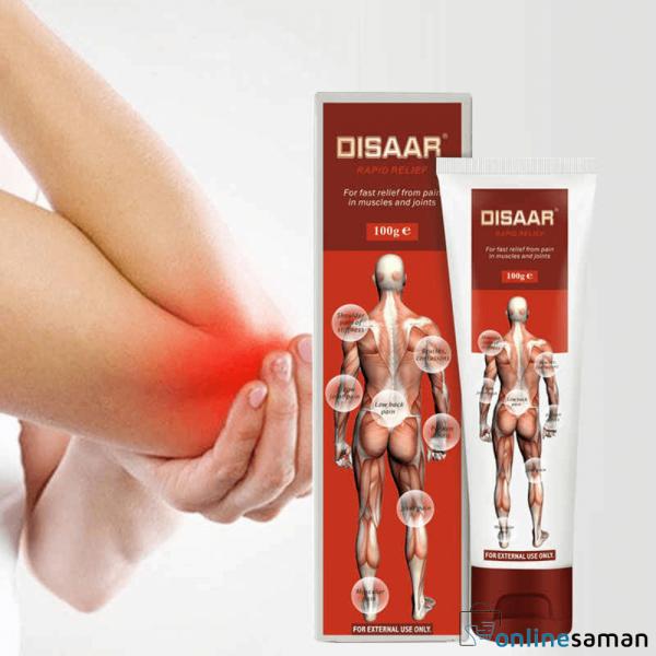 Massage relief oil