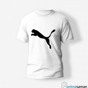 Puma Men Round Neck Short Sleeve T-Shirt