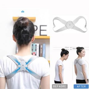 Back posture sensor corrector
