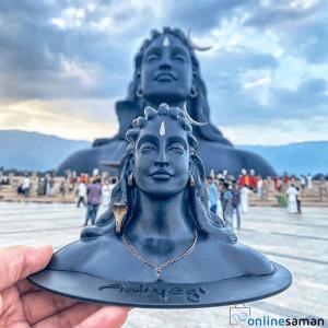 Adhiyogi shiva statue