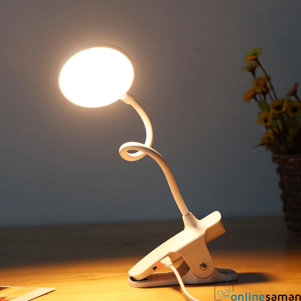 Clip wireless lamp